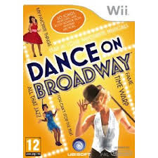 DanceonBroadwayWii
